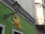 Ventured into Old San Juan for authentic cuisine